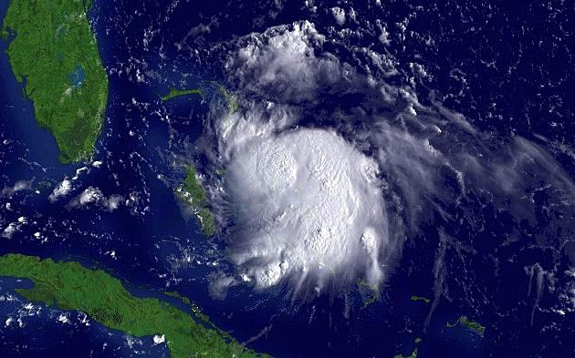 Today In History Hurricane Katrina Forms Over Bahamas