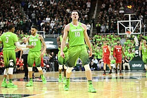 Duke Lime Green Uniforms