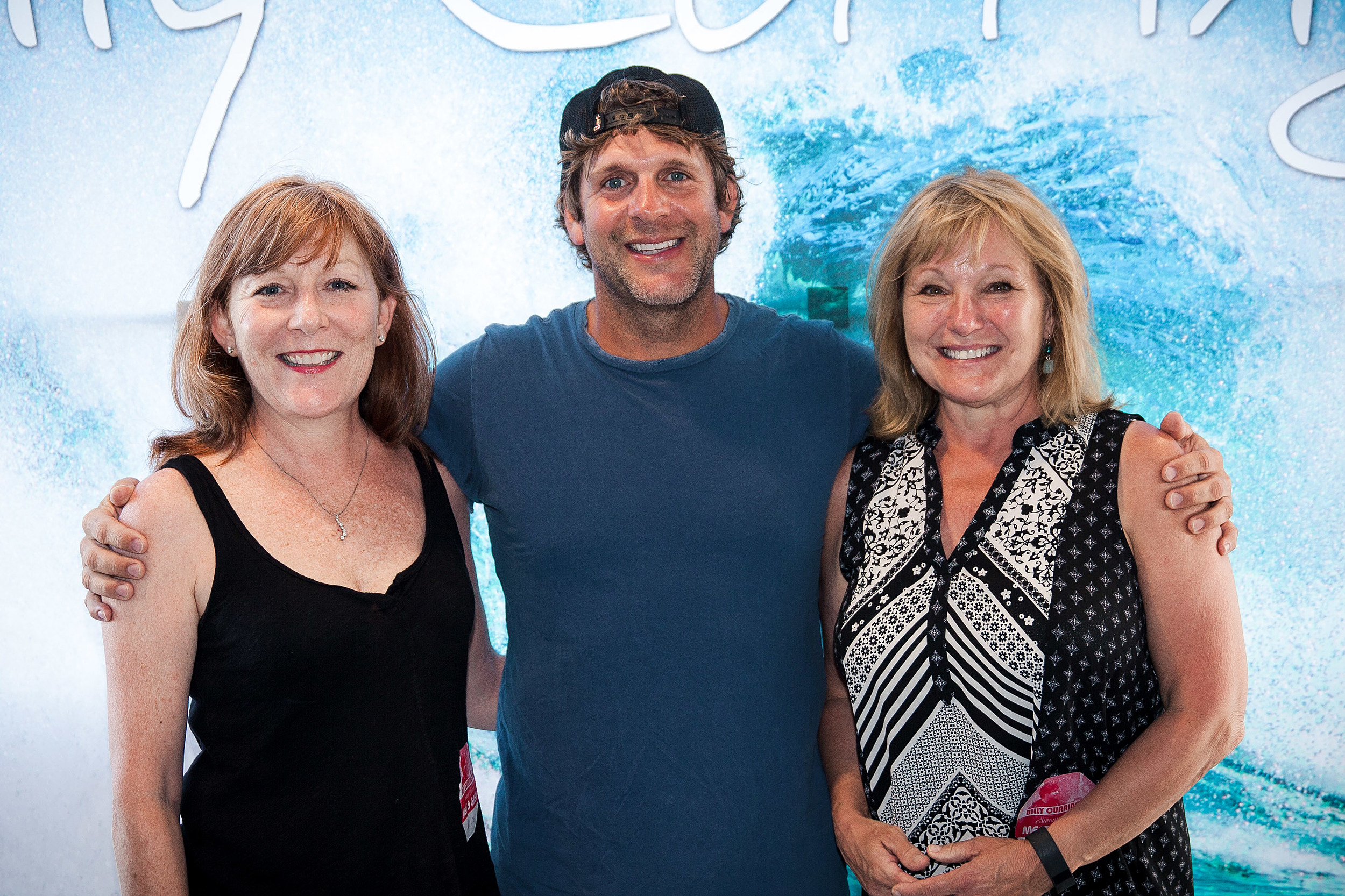 Billy currington witl meet greet photos from taste of country 2016 kristyandbryce Images