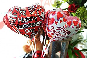 Sydney Prepares For Valentine's Day