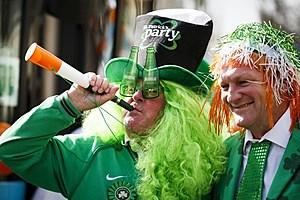 St Patrick's Day Festival In London
