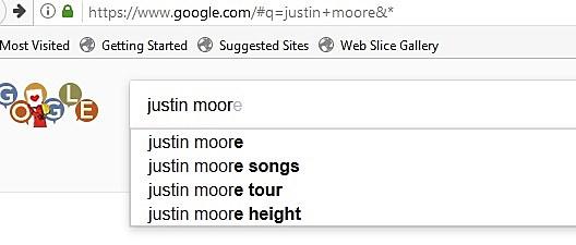 Screenshot courtesy of Google