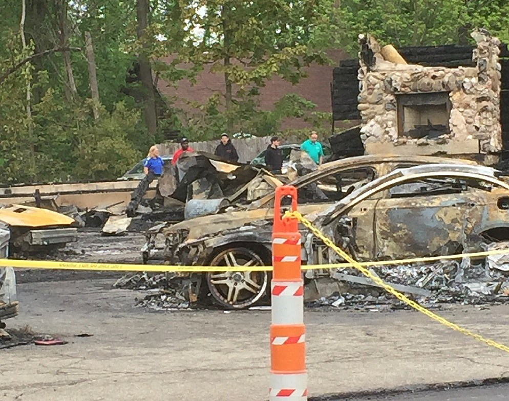 Exceptional Sundance Chevrolet In Grand Ledge Severely Damaged During Fire