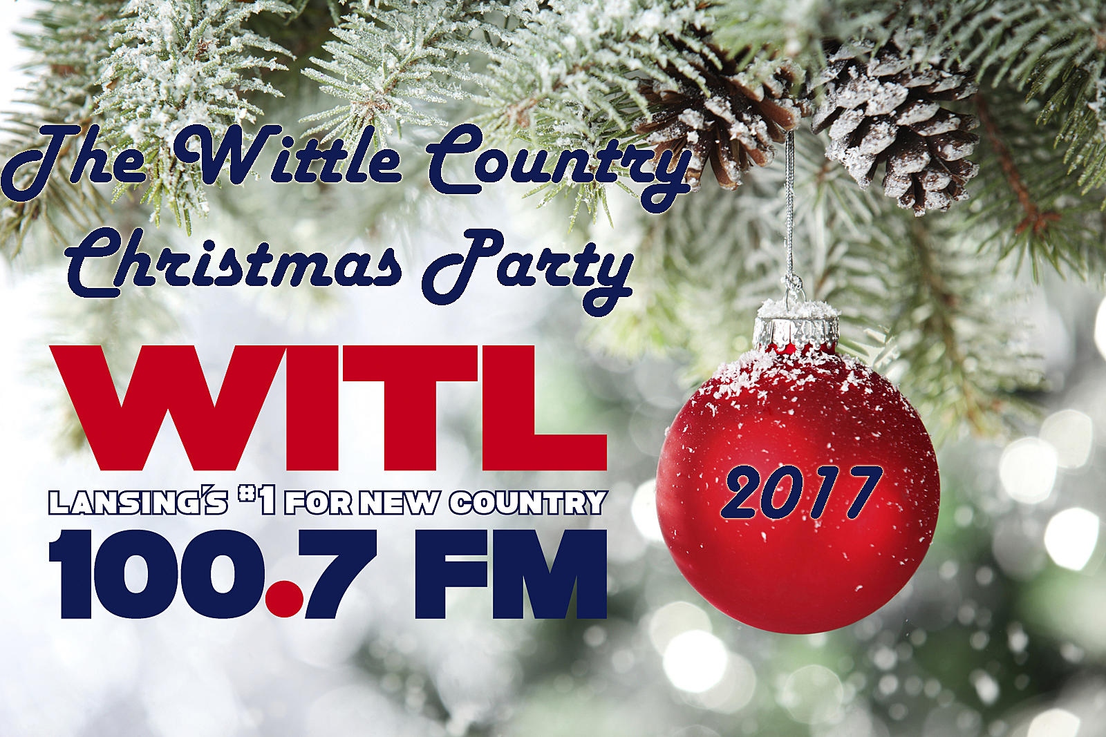 2017 wittle country christmas party ticket stops - Country Christmas Radio