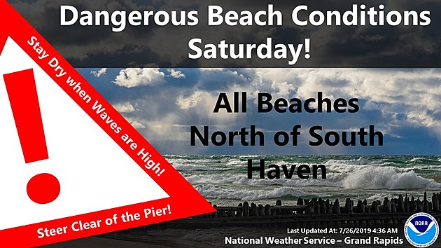 Image courtesy of the National Weather Service Facebook page